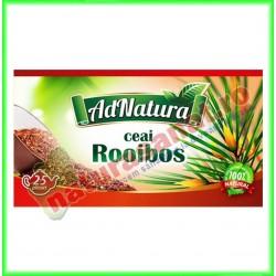 Ceai Rooibos 25 plicuri -...