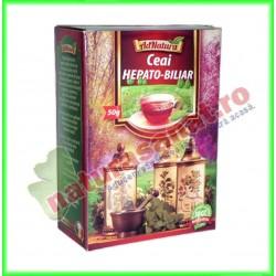 Ceai Hepato-Biliar 50 g - Ad...