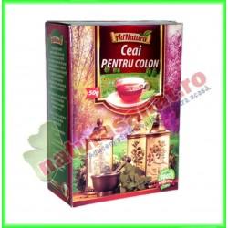Ceai Pentru Colon 50 g - Ad Natura
