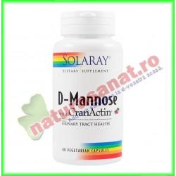 D-Mannose with CranActin (cu...