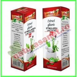 Stimularea Lactatiei Extract Gliceric 50 ml - Ad Natura - Ad Serv