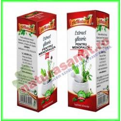 Pentru Menopauza Extract Gliceric 50 ml - Ad Natura - Adserv