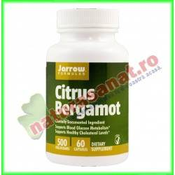 Citrus Bergamot 500 mg 60...