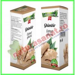 Ghimbir Extract Gliceric 50...