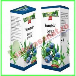 Ienupar Extract Gliceric 50 ml - Ad Natura - Adserv