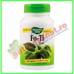 Fo-Ti 610 mg 100 capsule -...
