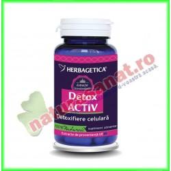 Detox Activ 60 capsule -...