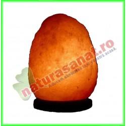 Lampa electrica din sare 4-5 kg - Monte