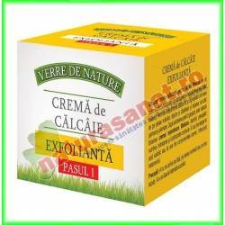 Crema calcaie exfolianta 100 ml...