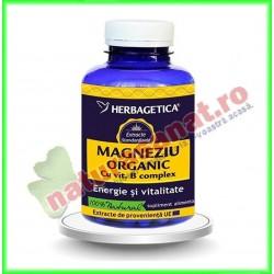 Magneziu Organic 120...