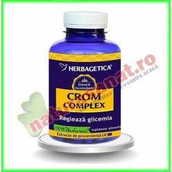 Crom Complex 120 capsule - Herbagetica