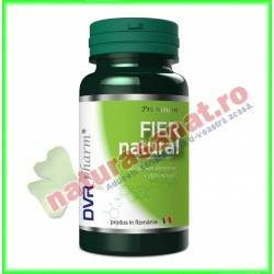 Fier Natural 60 capsule - DVR Pharm