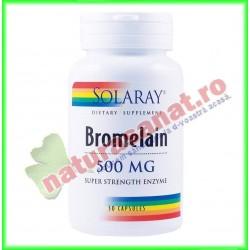 Bromelain 500 mg 30 capsule -...