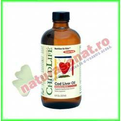 Cod Liver Oil (copii) 237...