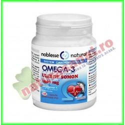 Omega 3 Forte Ulei de Somon...