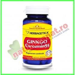 Ginkgo Curcumin 95 60 capsule -...