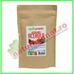 Acerola Pulbere 50 g -...