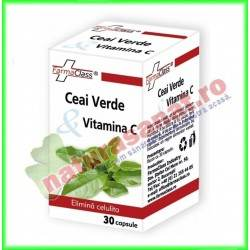 Ceai Verde cu Vitamina C 30...