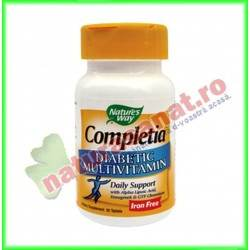 Completia Diabetic 30 tablete -...