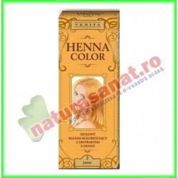Henna Balsam Colorare Nr.2...