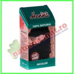 Henna Incolor Tratament 100 g -...