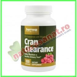 Cran Clearance 100 capsule - Jarrow Formulas - Secom