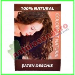 Henna Saten Deschis 100 g - Henna Sonia
