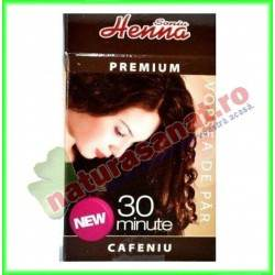 Henna Premium Cafeniu 60 g -...