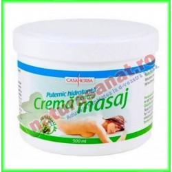 Crema pentru masaj cu alge...