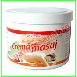 Crema pentru masaj cu Ardei...
