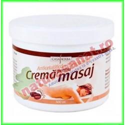 Crema pentru masaj cu...