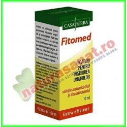 Fitomed Picaturi Pentru Unghii 10 ml - Interherb