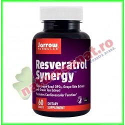 Resveratrol Synergy 60...