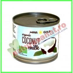 Lapte De Cocos Ecologic BIO 200...