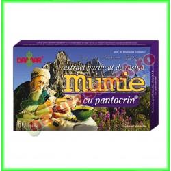 Rasina Mumie cu Pantocrin...
