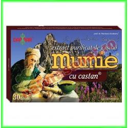 Rasina Mumie cu Castan 30...