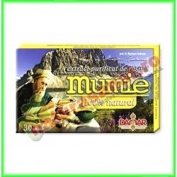 Rasina Mumie 30 tablete (extract purificat) - Damar General Trading