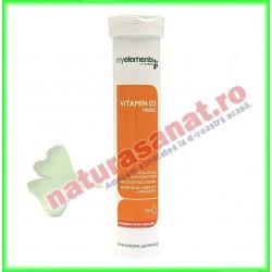 Vitamina D-3 1000 IU 20 tablete...