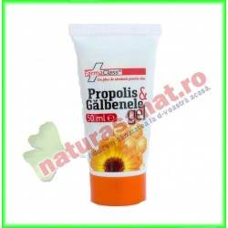 Gel Propolis si Galbenele 50 ml - Farmaclass