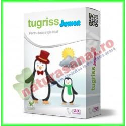 Tugriss Junior 30 comprimate pentru supt - Polisano Pharmaceuticals