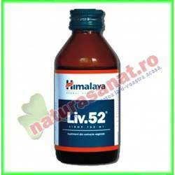 Liv52 Sirop 100 ml - Himalaya