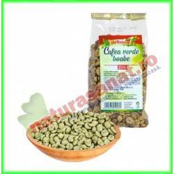 Cafea Verde Boabe 250 g -...