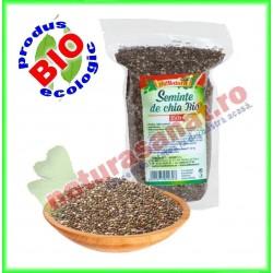 Chia Seminte Bio 250 g - Ad...