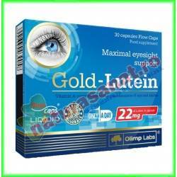 Gold Lutein 30 capsule -...