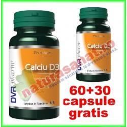 Calciu cu Vitamina D3...