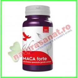 Maca Forte 60 capsule - Bionovativ