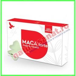 Maca Forte 20 capsule - Bionovativ