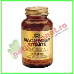 Citrate Magnesium 200mg 60...
