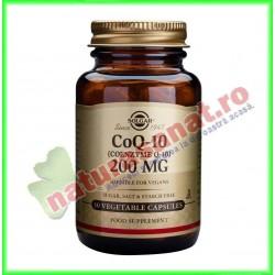 Coenzyme Q-10 200mg (Coenzima...