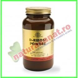 D-RIBOSE Powder 150g - Solgar